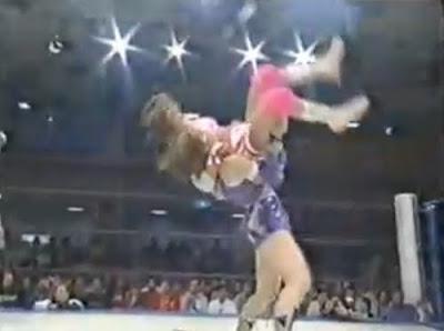 Mima Shimoda - Ayako Hamada - sexy japan - women's wrestling
