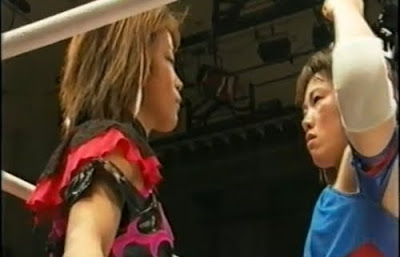 The Bloody - Sumie Sakai - female wrestling - women's wrestling