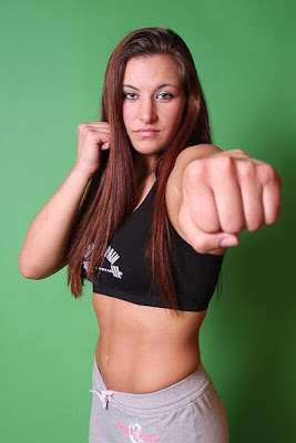 Miesha Tate - woman someone MMA