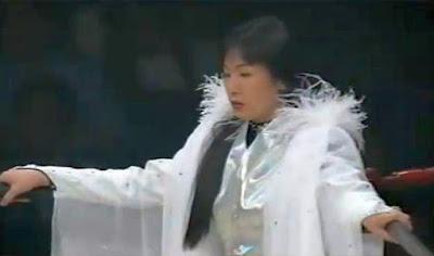 Manami Toyota - wrestling women - wrestling - japanese women