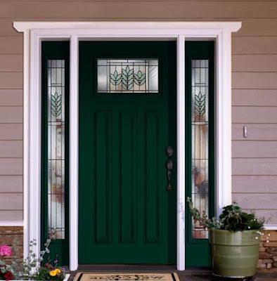 Feather River Exterior French Doors Pictures