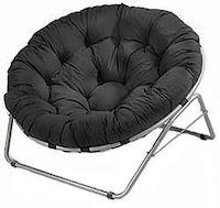 Wicker Papasan Chair