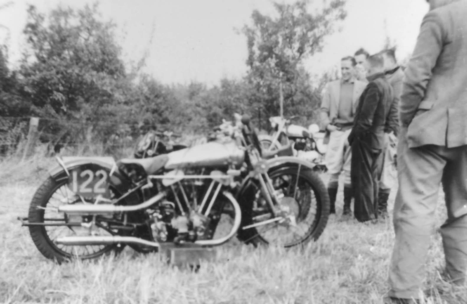 Oldmotodude 1928 Harley Davidson Peashooter Hill Climber: Norton Commando Motorcycle Forum