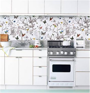 adesivos para parede de cozinhas fotos