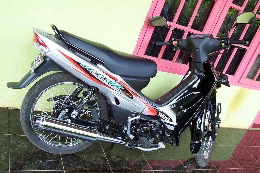 Catatan Kehidupan: Dijual Motor Yamaha Vega-R 2005
