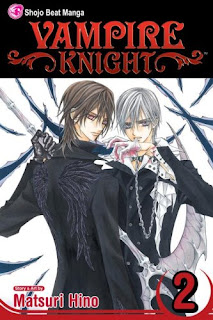 Vampire Knight ~ Cover