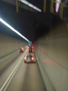 Memorable Journey to Land of Hong Kong:Aberdeen Tunnel @ Hong Kong