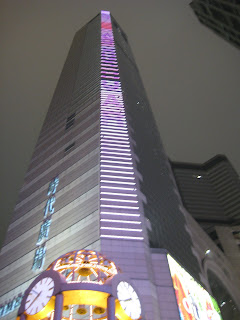 Architectural Heavens in Hong Kong:Light Staircase Giant @ Hong Kong