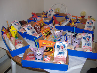 The American Homemaker Baseball Birthday Party Idea For 7 Year Old Boy
