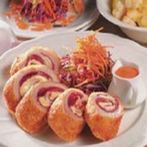 Resep Kuliner: Dada Ayam Gulung Keju