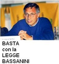 La Legge Bassanini ha smembrato le Amministrazioni Pubbliche