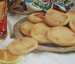recettes dessert  Rfiss ,Zirawi ou semoule aux beurre et au miel....