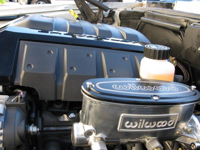 GEARHEAD GARAGE www GearheadCars com: 69 RS/SS Camaro engine