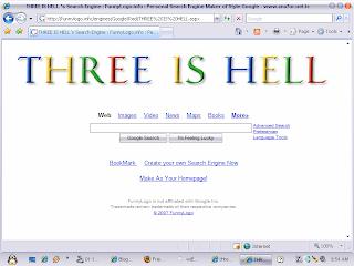 Buat Search Engine pribadi
