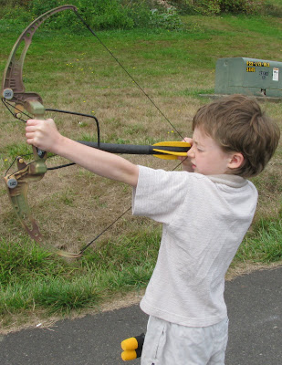 Compound Bow X2 Toy Bow