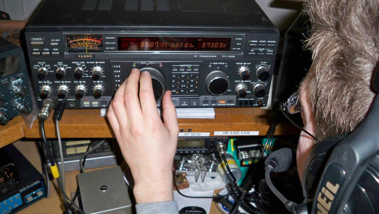 Amateur Radio Contest 10