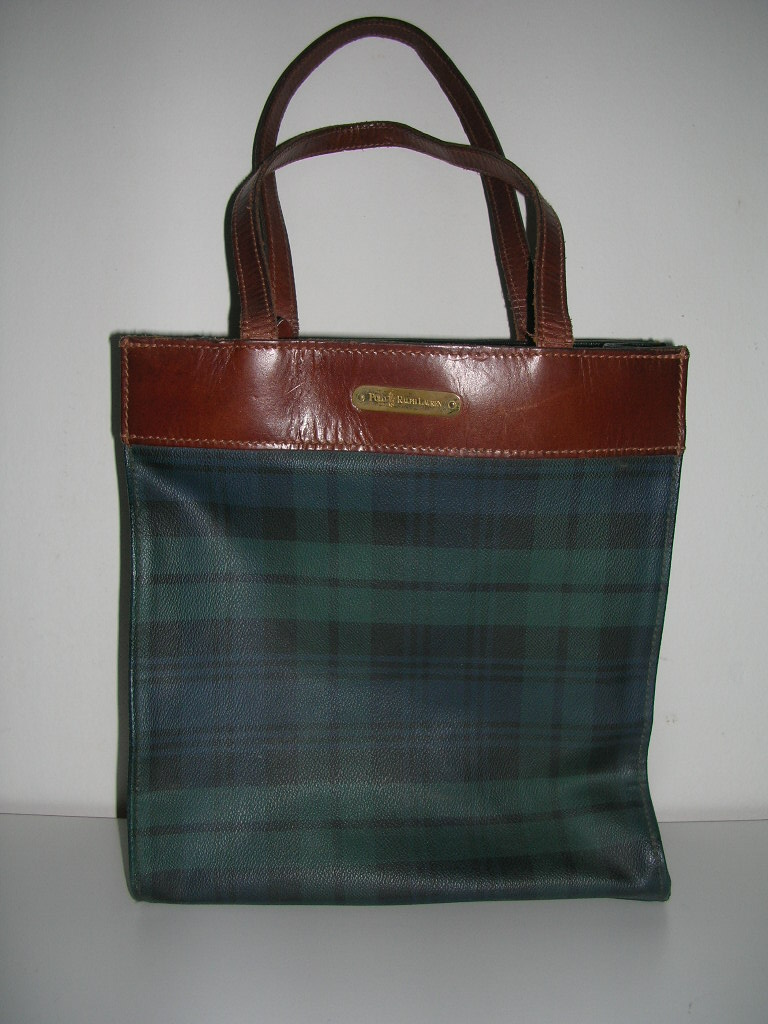Preloved Goodies Vintage Polo Ralph Lauren Bag