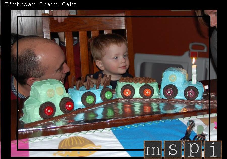 Train Cake Recipe Uk