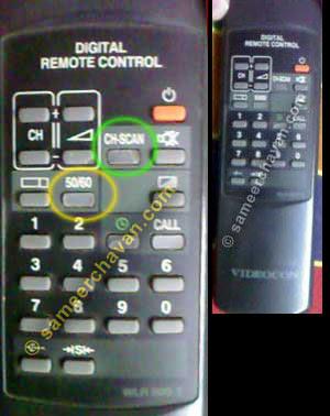 Sameer Chavan Blog On Ux Design And Usability Videocon Tv Remote