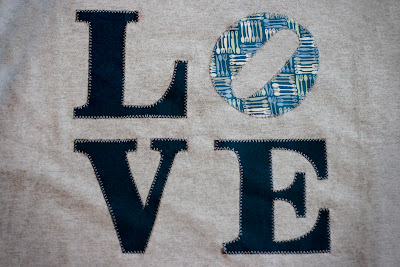 Craft Buds LOVE Shirt Tutorial Post