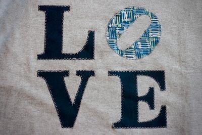 Craft Buds LOVE Shirt Tutorial Post
