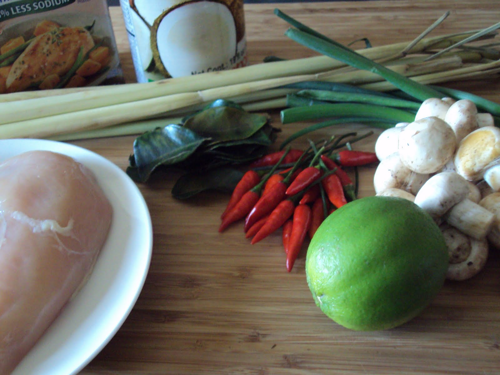 Avis So Cook Cooking Dave Trent Thai Coconut Soup Tom Kha Gai