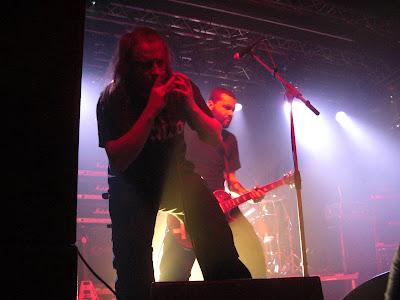 Entombed, Klubben 2007