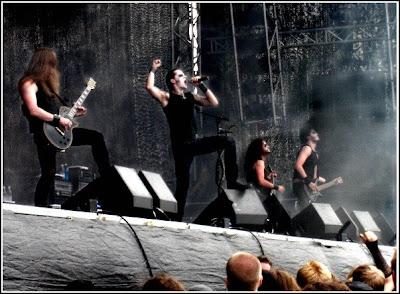 Satyricon, Metaltown 2008