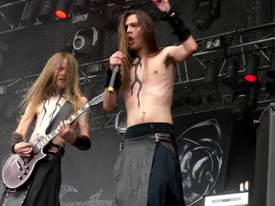 Finntroll, Metaltown 2008