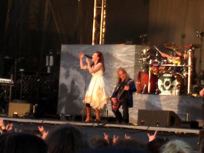 Nightwish, Metaltown 2008