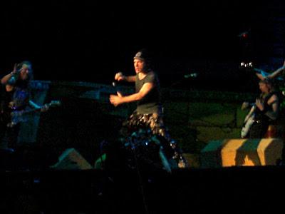 Iron Maiden Stadion 2008