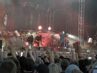SLIPKNOT, Metaltown 2009