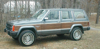 88 Jeep Cherokee wagoneer