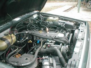 4.7L Stroker jeep