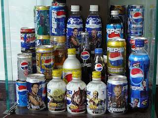 Pepsi Collectible Items