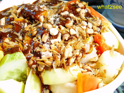 Hock Seng Rojak at Macallum Flat on Cecil Street in Penang