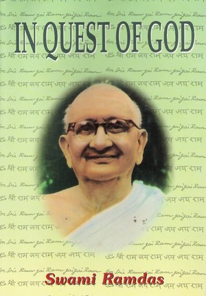 In Quest of God by Swami Ramdas