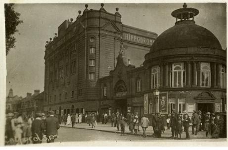Transpontine Deptford And Lewisham Music Halls
