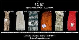 Experiencias textiles