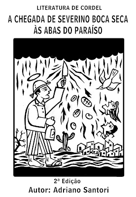 Literatura De Cordel Adriano Santori A Chegada De Severino Boca