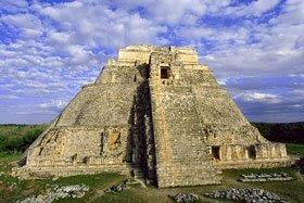 vacances sejour Mexique Uxmal
