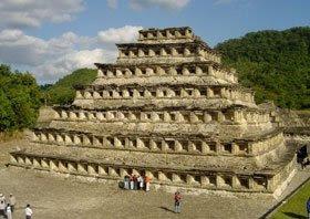 vacances sejour Mexique El Tajin