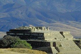 vacances sejour Mexique Monte Alban