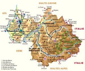 Vacances tourisme en Savoie
