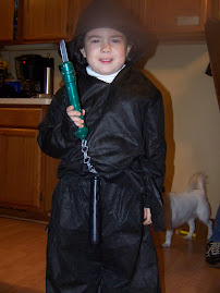 Our Ninja Girl