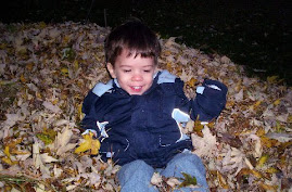 Daniel Loving Fall!