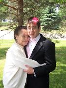 Andy and Grandma