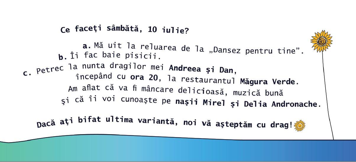Altfel De Invitatii La Nunta Inoza