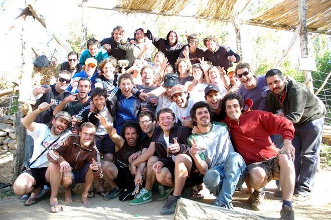 A PREPARAR LA GIRA 2008... CAUROS!!!