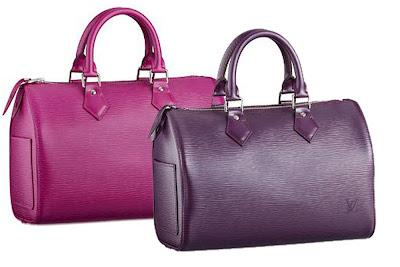 Louis Vuitton Addicted  Louis Vuitton Epi Speedy- New Colours to Offer 814add91b8bb